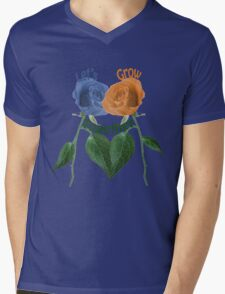 Lets Grow Together 1.0 Mens V-Neck T-Shirt