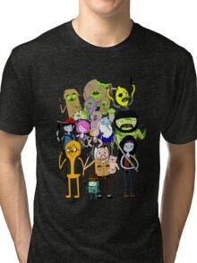 The Walking Dead Time Tri-blend T-Shirt