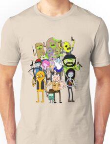 The Walking Dead Time Unisex T-Shirt