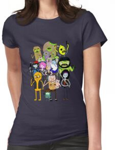 The Walking Dead Time Womens Fitted T-Shirt