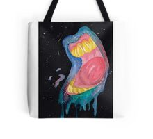 Space Scream Tote Bag