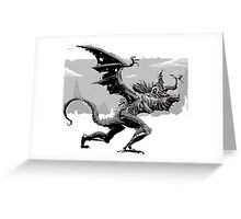 Dragonslayer For the Win Greeting Card