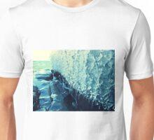 Lake Superior Ice Ribbons Unisex T-Shirt
