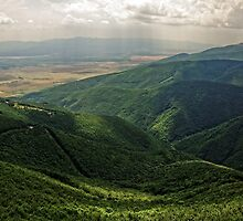Light and Shadows, Shipka, Bulgaria by atomov