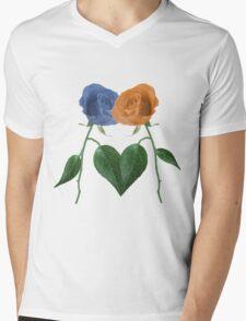 Lets Grow Together No Copy 1.0 Mens V-Neck T-Shirt