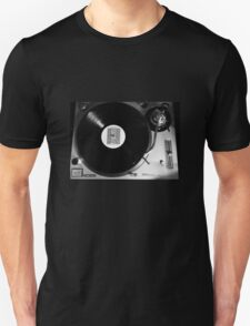 Joy Division Vinyl on Technics 1200 T-Shirt