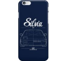 Silvia S13|180SX iPhone Case/Skin