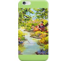 Down by the River iPhone Case/Skin