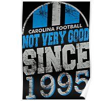 Carolina Football  Poster