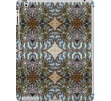 Ammonite Fossile Reflection iPad Case/Skin