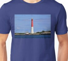 Fishing Boats and Lighthouses  Unisex T-Shirt