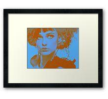 Meli Shane 4 Framed Print