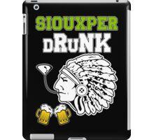 Siouxper Drunk iPad Case/Skin