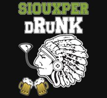 Siouxper Drunk Kids Tee