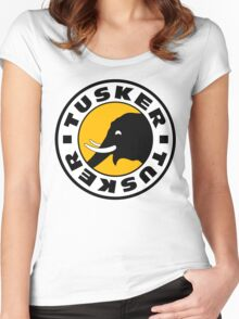 Tusker Beer Women's Fitted Scoop T-Shirt