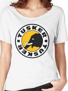 Tusker Beer Women's Relaxed Fit T-Shirt