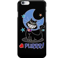 Purrr! iPhone Case/Skin