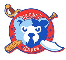 Wrigleyville Times Big Logo by ABaroneWT