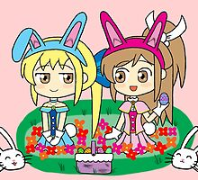 Warriors Orochi - Happy Easter by gaming123456