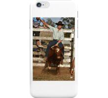 Rodeo No 1 iPhone Case/Skin