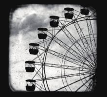 Ferris Wheel - TTV Kids Tee