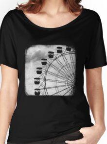 Ferris Wheel - TTV Women's Relaxed Fit T-Shirt
