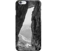 Canyon Creek Ice Cave iPhone Case/Skin