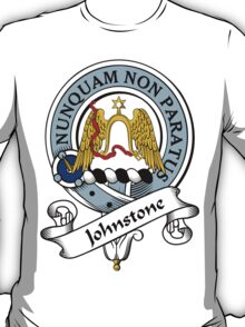 00046 Johnston(e) Clan Tartan  T-Shirt