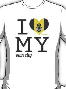 Pittsburgh   Pennsylvania #ilovemyowncity T-Shirt
