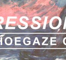IMPRESSIONISM | The Shoegaze of Art Sticker
