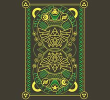 Card Back - Hylian Court Legend of Zelda Unisex T-Shirt