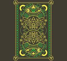 Card Back - Hylian Court Legend of Zelda T-Shirt