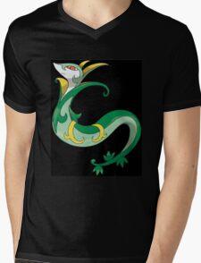 Servine Mens V-Neck T-Shirt