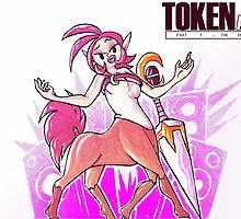 Token Arcade- Singer by jam1220