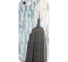 Empire State, NYC iPhone Case/Skin
