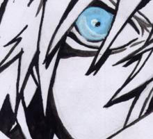 Cloud Strife- Mako Eyes Sticker