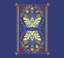 Card Back 2 - Hylian Court Legend of Zelda T-Shirt