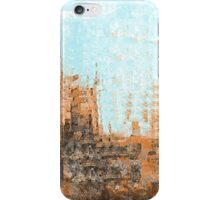 Arizona Desert Abstract iPhone Case/Skin
