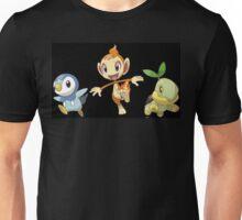 Baby Sinnoh Starters Unisex T-Shirt