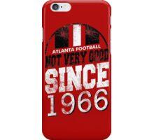 Atlanta Football Alt iPhone Case/Skin
