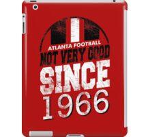 Atlanta Football Alt iPad Case/Skin