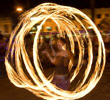 Rings of Fire by Junior Deluise