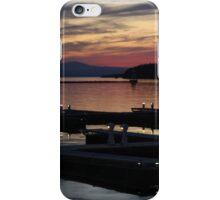 Champlain Dusk iPhone Case/Skin