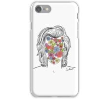 Flower Harry  iPhone Case/Skin