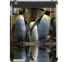 King Penguin, Antarctic, Montreal Biodome iPad Case/Skin