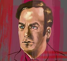 Jimmy McGill or Saul Goodman by heyshaeshae