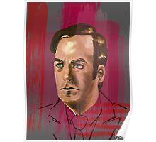 Jimmy McGill or Saul Goodman Poster