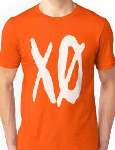 XO Slash [White] Unisex T-Shirt