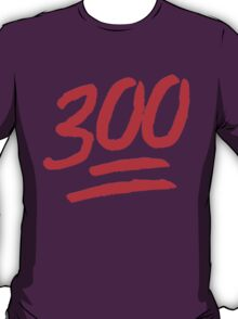 300 [Red] T-Shirt