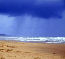 Peregian Beach, Sunshine Coast, Australia by Cate Bolt